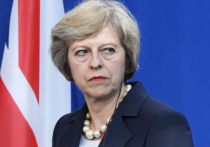 Тереза Мэй попросила ЕС об отсрочке Brexit