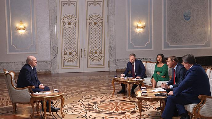 Лукашенко: Мы готовы воевать за Россию