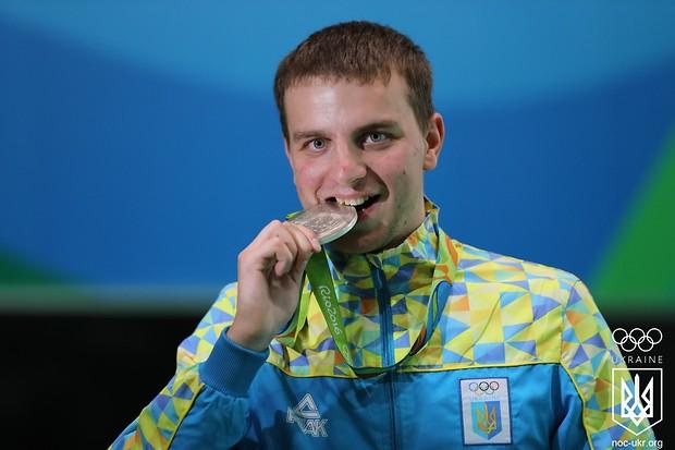 Украина получила первую медаль на Олимпиаде