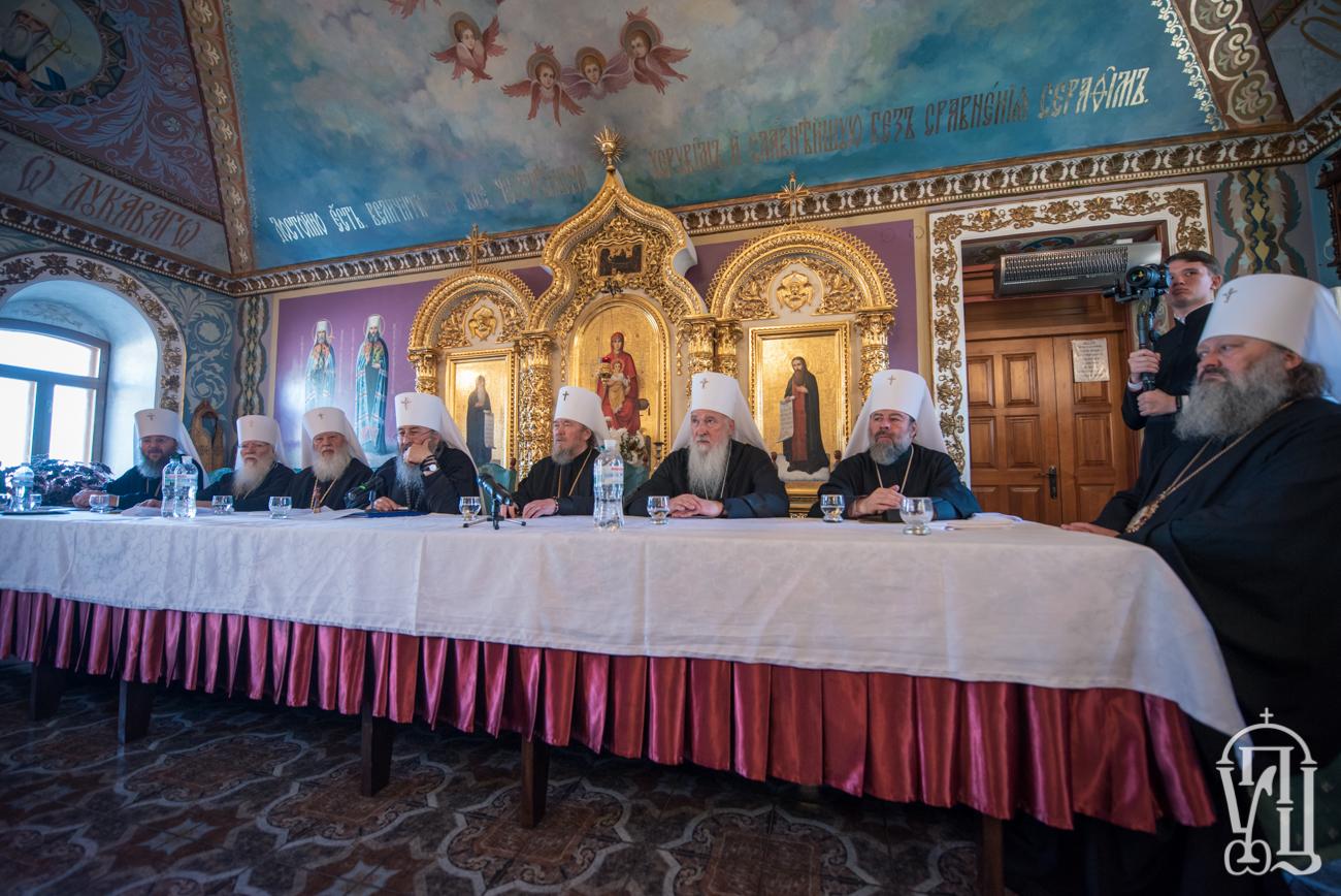 Встреча Порошенко с епископами УПЦ МП не состоялась, - СМИ