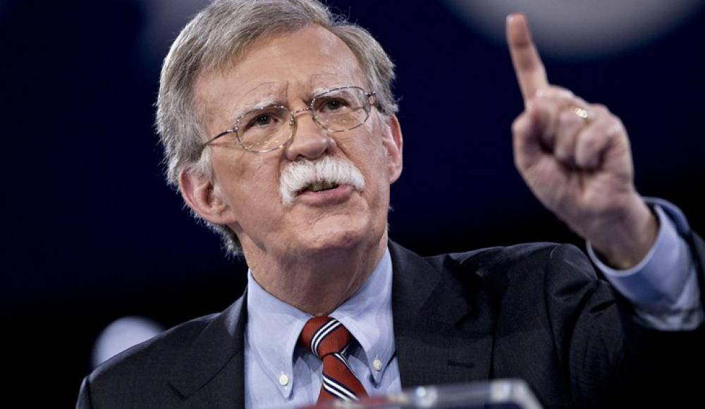 Вести переговоры с Мадуро бессмысленно, - Болтон