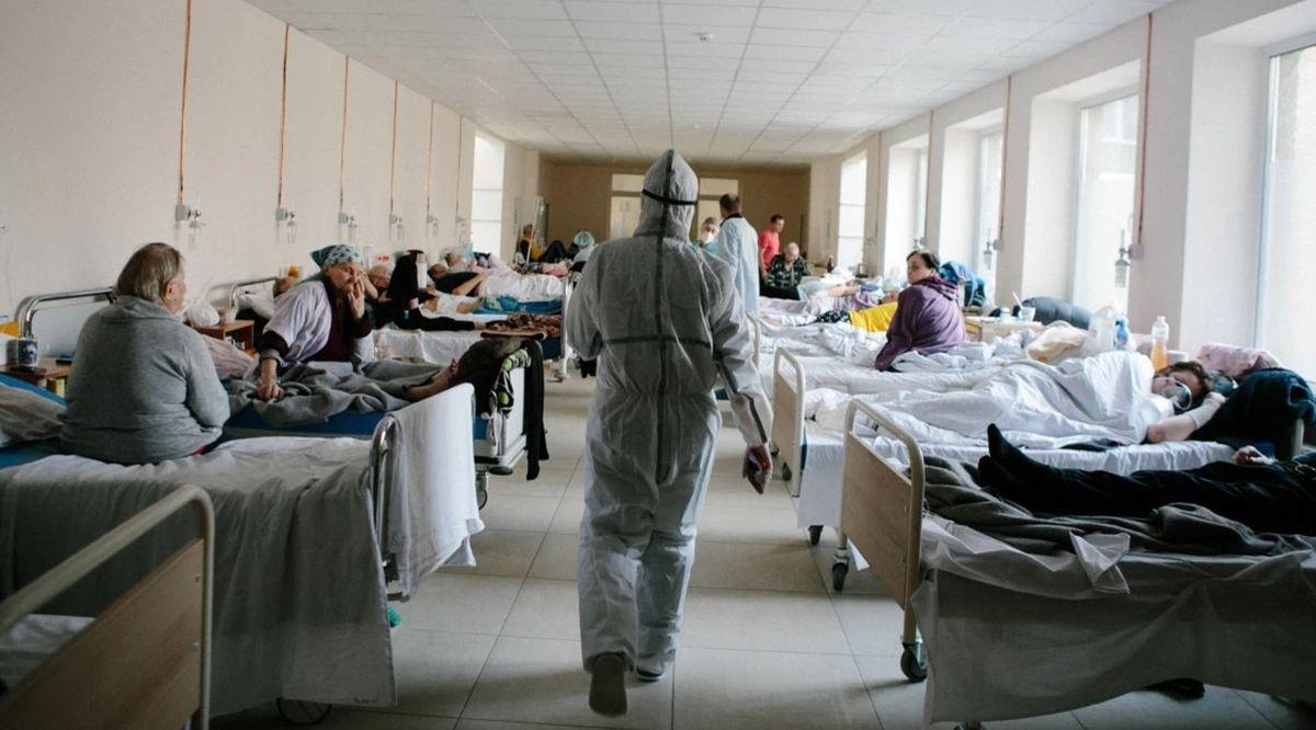 Украина находится на плато заболеваемости коронавирусом, – НАН