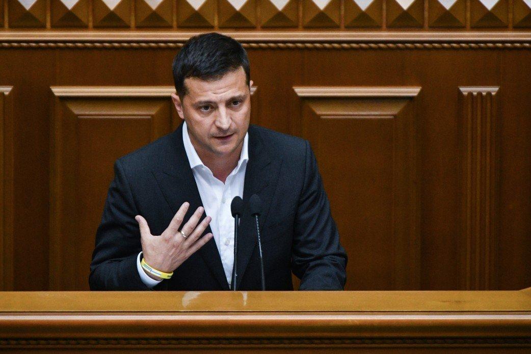 Законопроект Зеленского о всеукраинском референдуме приняли за основу
