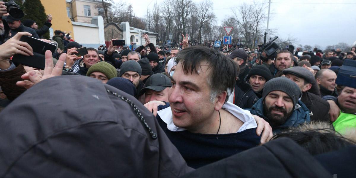 Большой побег. Краткие выводы из истории с задержанием Саакашвили