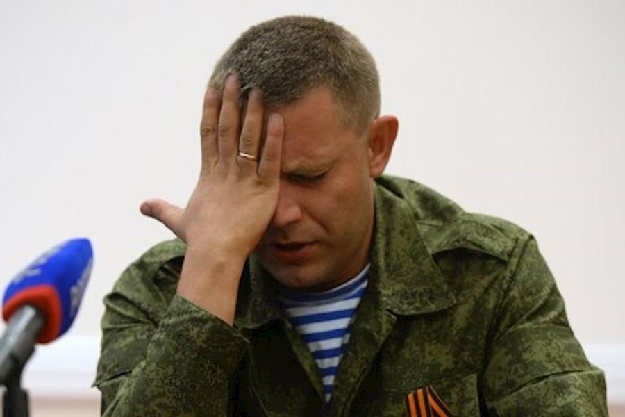 "Боевики построят мемориал террористу Захарченко на месте кафе ""Сепар"""
