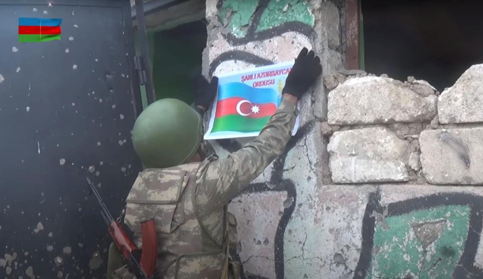 Война за Карабах, день 10-й. Точка-У и наступление на южном фронте