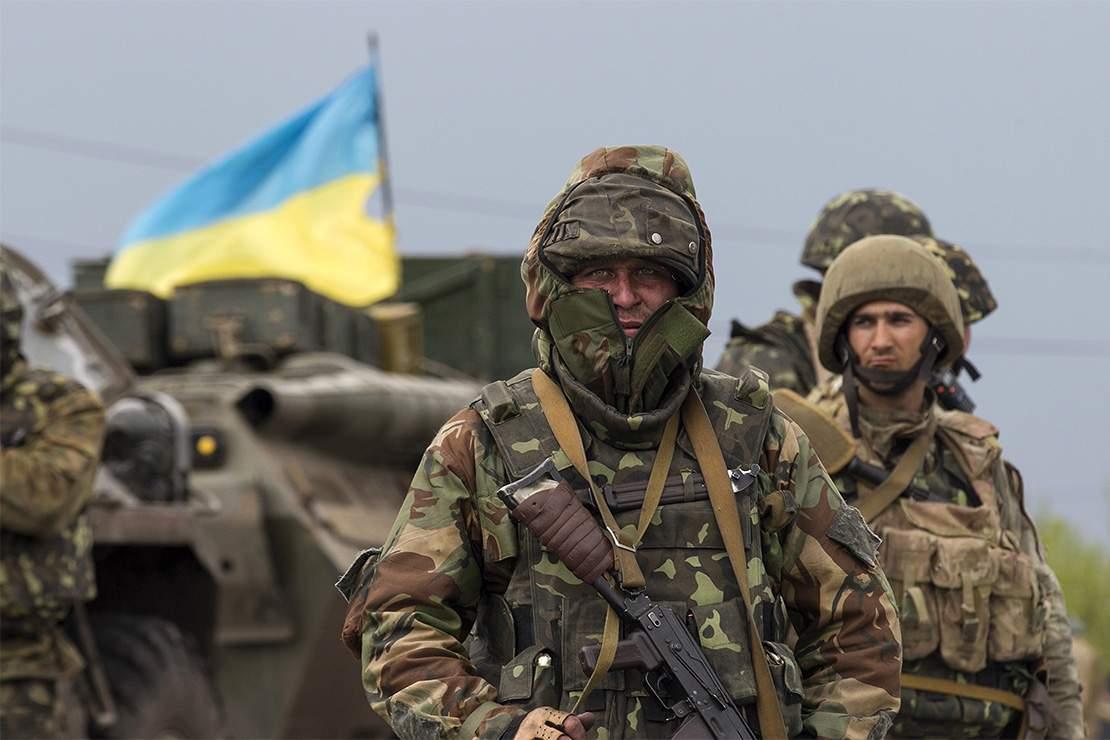 Украинский центр Сил специальных операций ВСУ впервые прошел сертификаци...