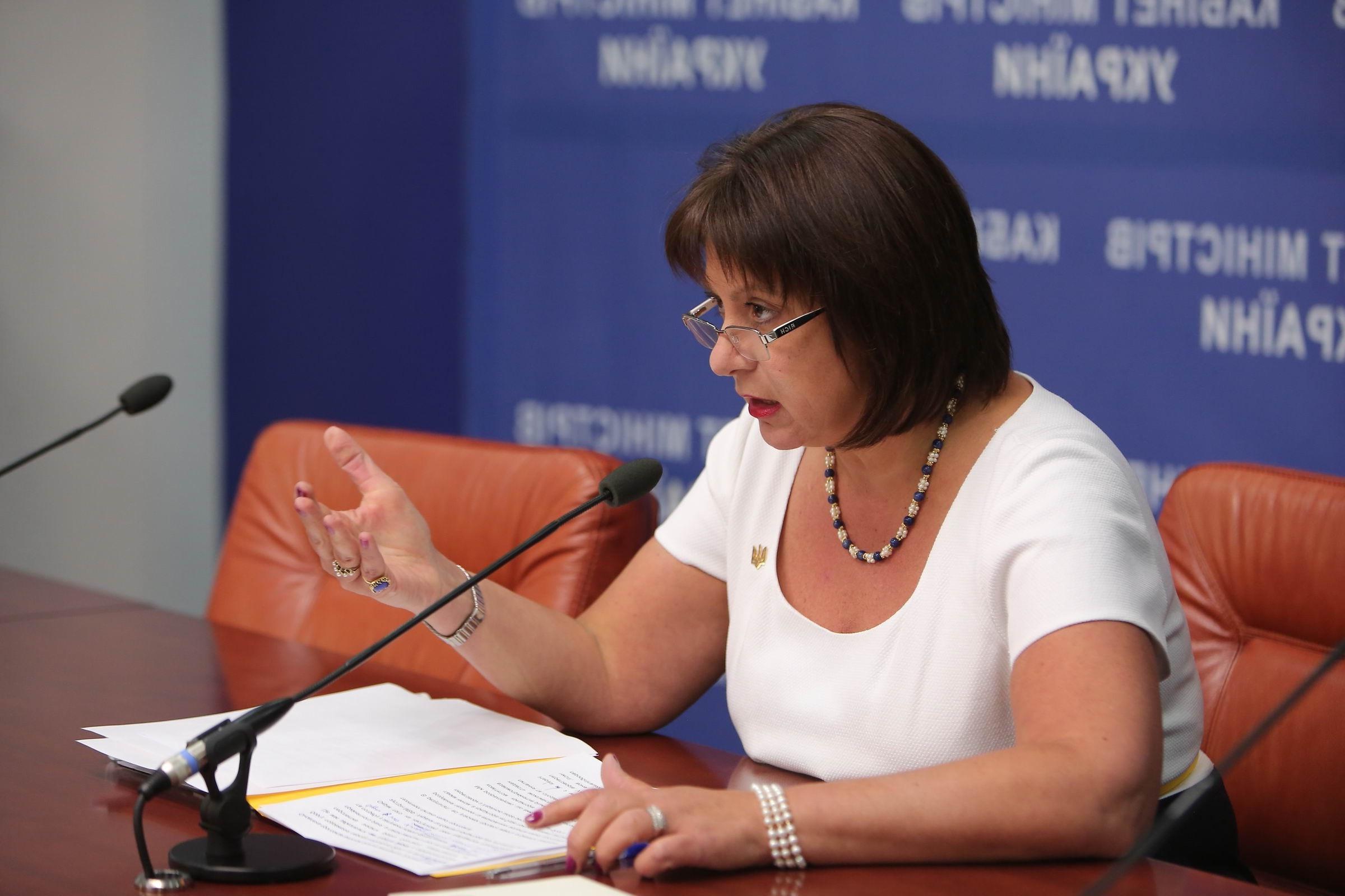 """Яресько: Бюджет наполнят в том числе за счет """"семьи Януковича"""""""