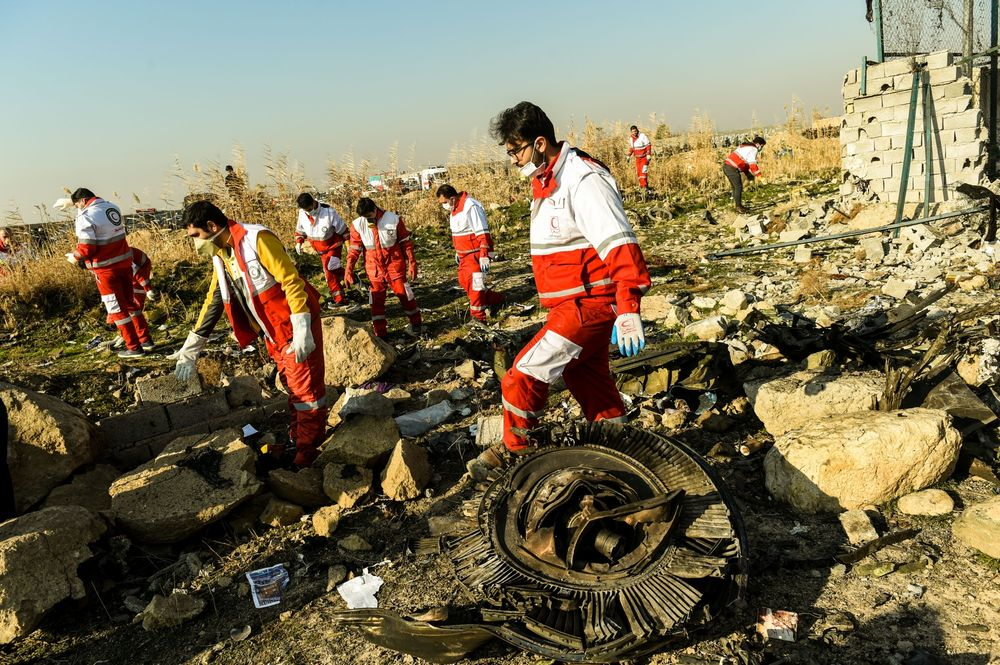 Авиакатастрофа самолета МАУ: Украина будет вести переговоры с Ираном от...