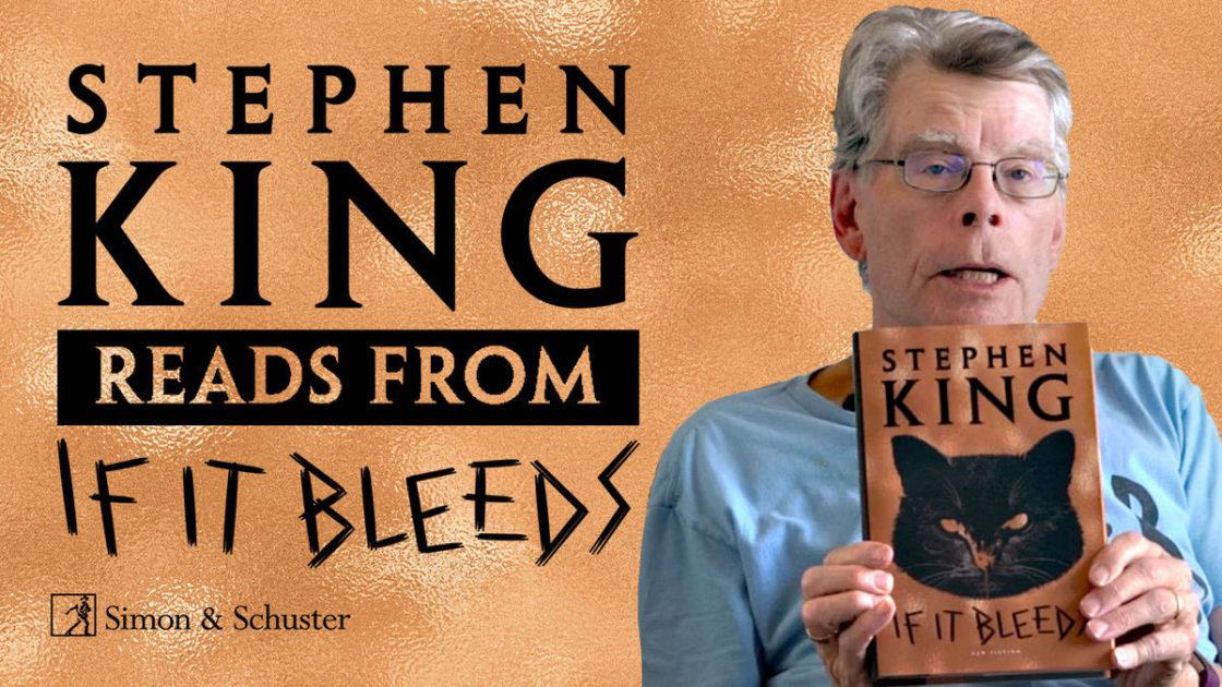 Стивен Кинг продал права на три своих ужастика по доллару за каждый