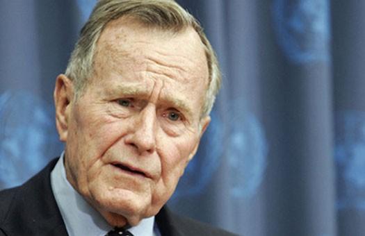 В США убили кардиолога Буша-старшего