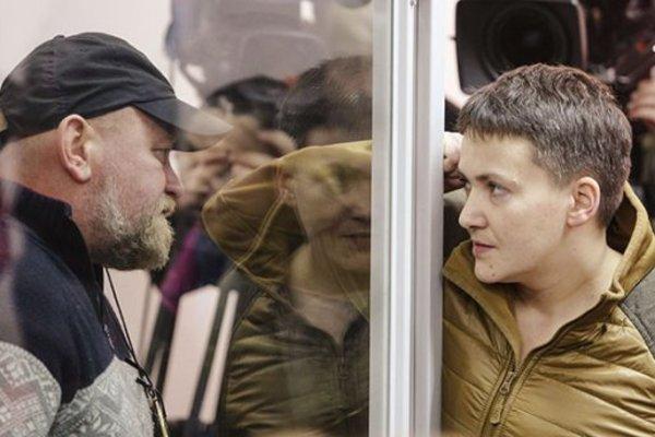Дело Савченко-Рубана передали в Броварской горрайонный суд