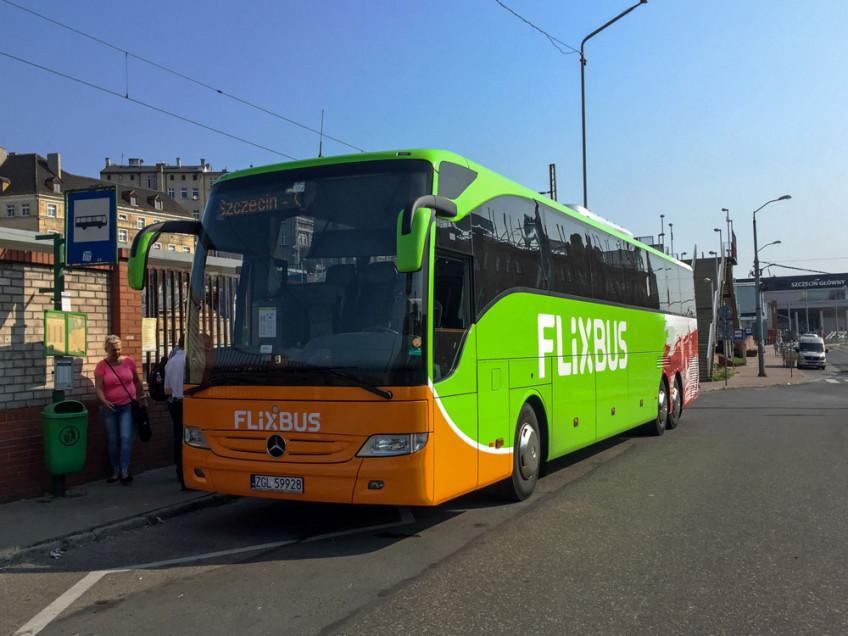 Немецкий перевозчик Flixbus запустил внутренние рейсы по Украине