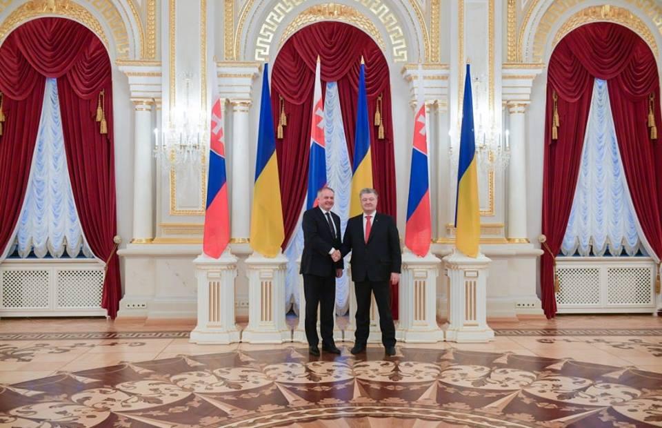 Словакия во главе ОБСЕ  должна активно взяться за Донбасс и Крым, – Поро...