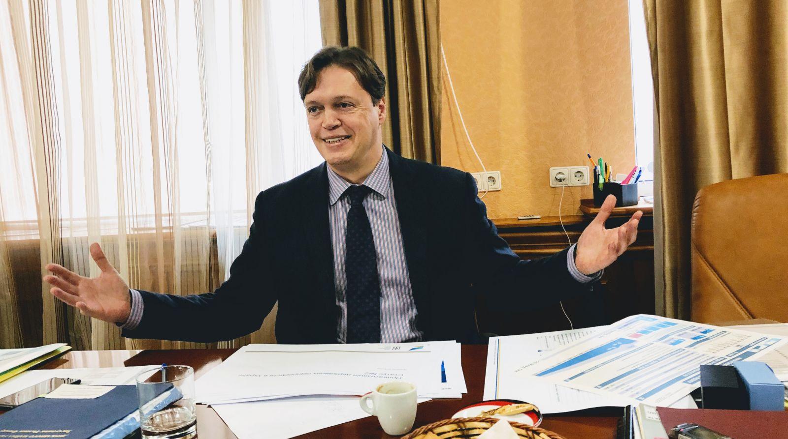 Распродать все. Глава ФГИ рассказал, как украинской экономике догнать по...