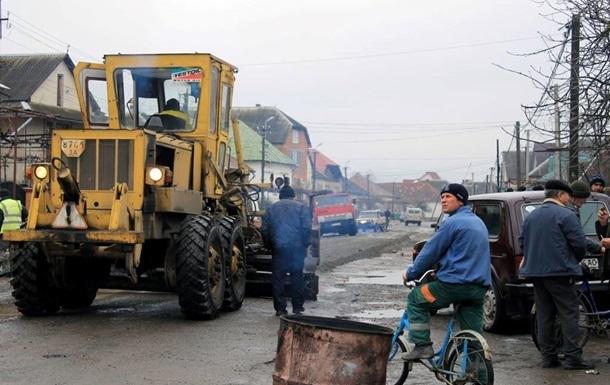 В Украине планируют изменить состав дорожного покрытия