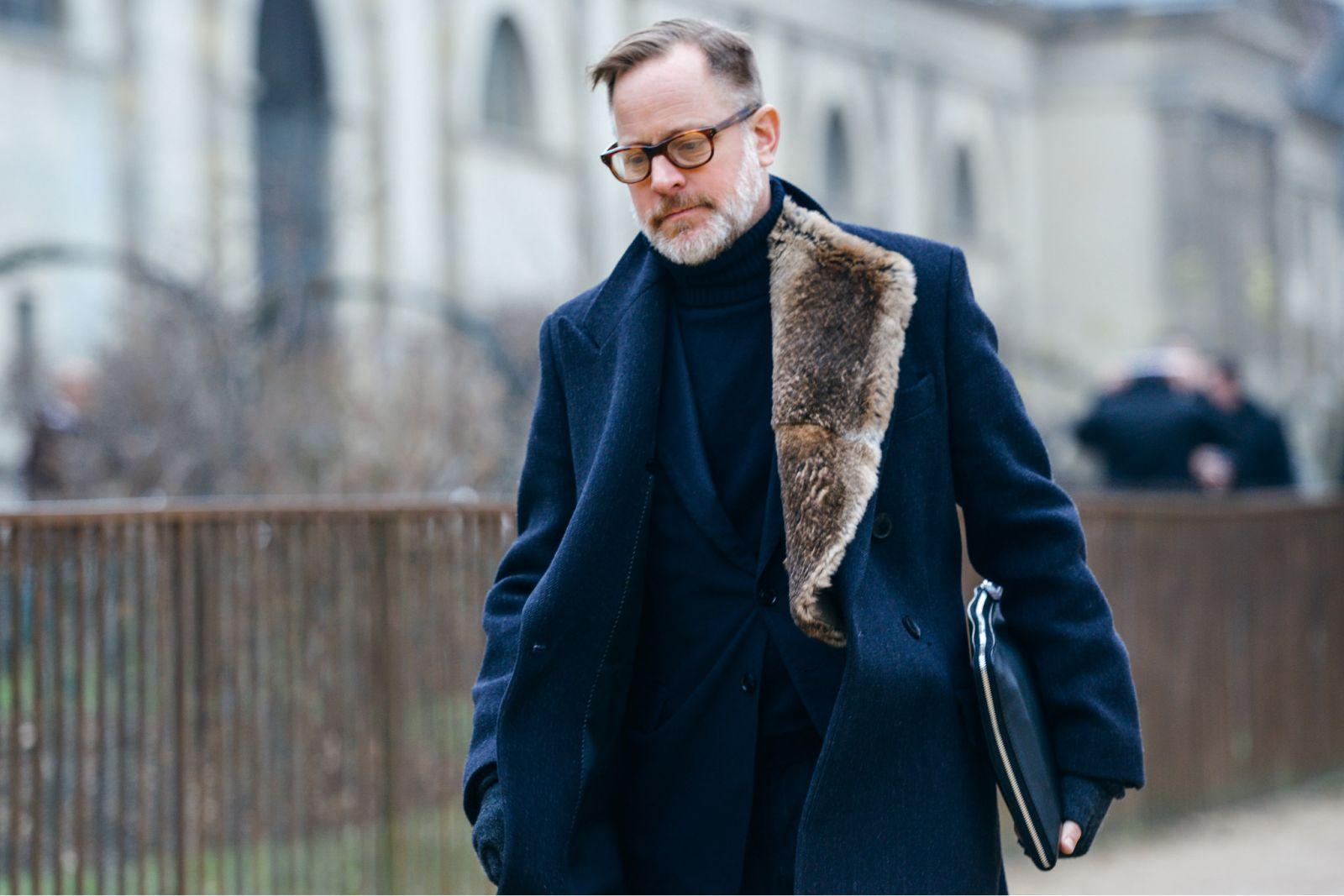 Искусственный мех и бижутерия. ТОП-7 модных трендов мужской моды - 2020