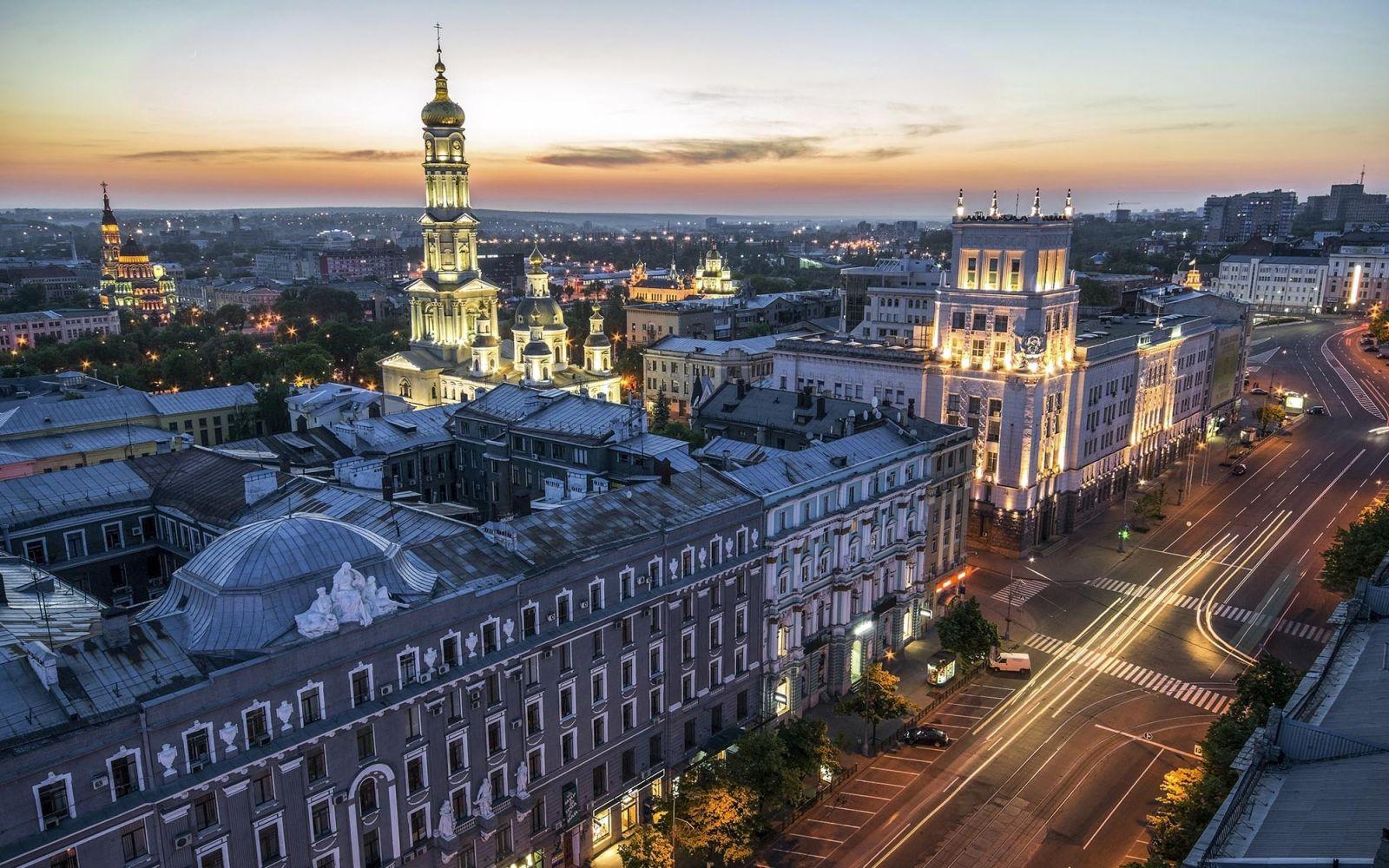 Харьков опустился на 18 место в рейтинге самых комфортных городов Украин...