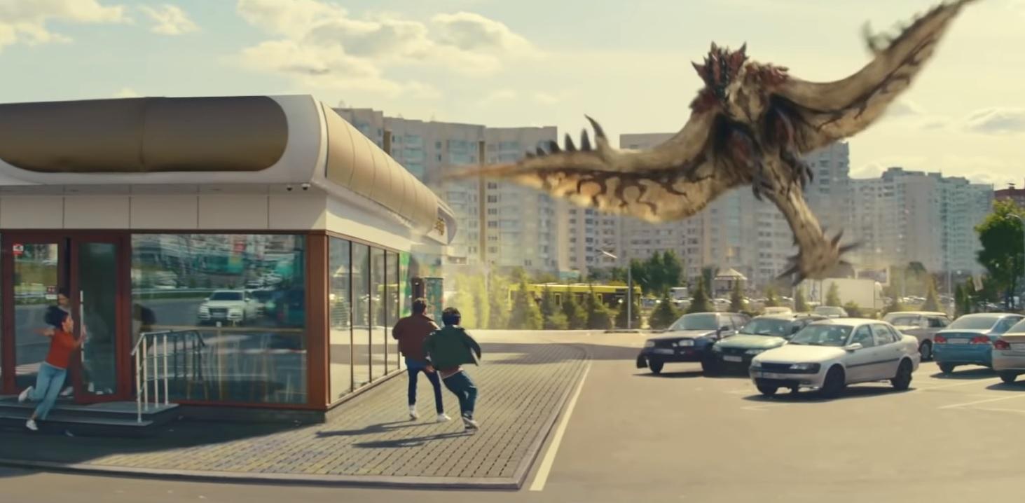 Киев в игре: Sony выпустила промо-ролик для PlayStation 4, снятый в ст