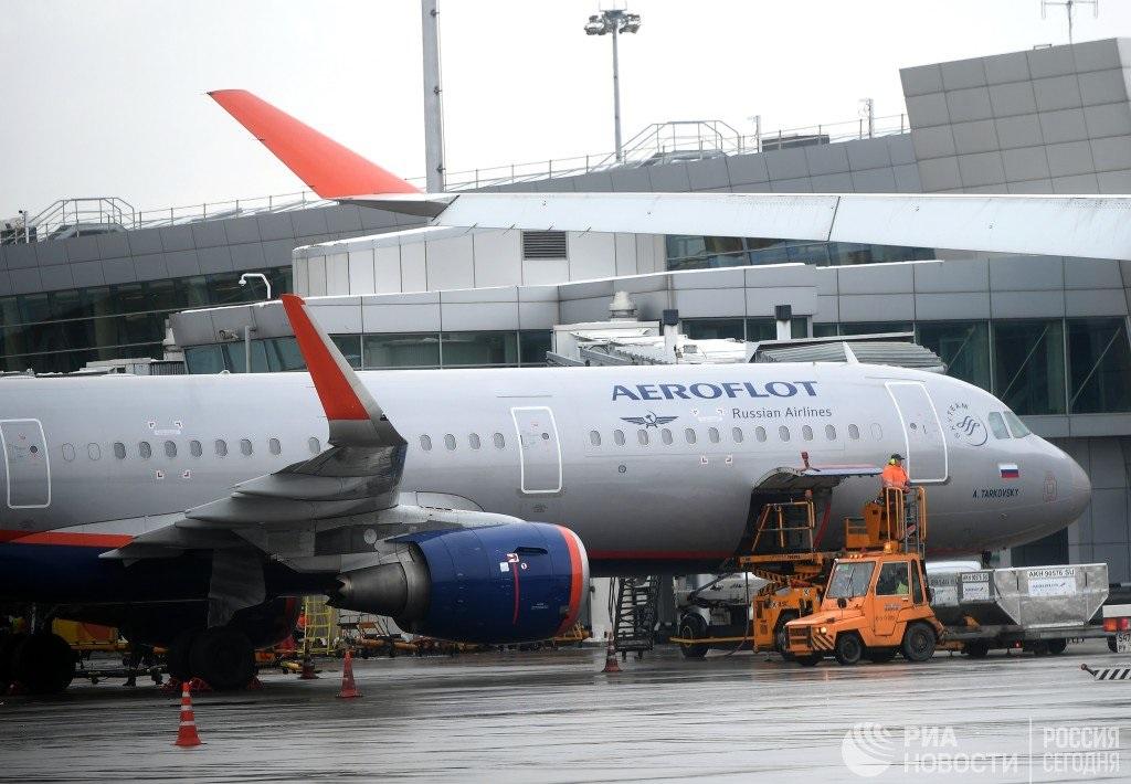 Пассажир, захвативший самолет Аэрофлота, пока не задержан (обновлено)