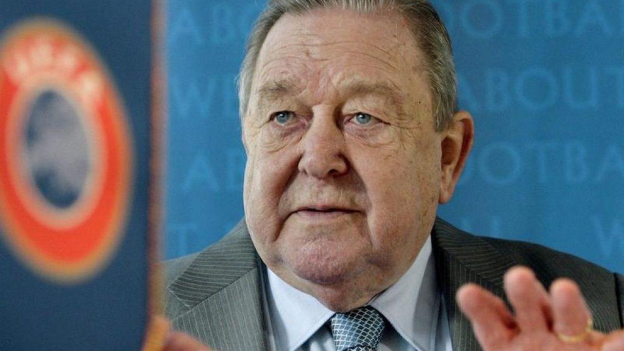 Экс-президент УЕФА умер во сне
