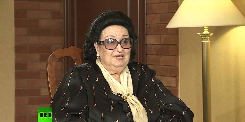 Монсеррат Кабалье попала в больницу