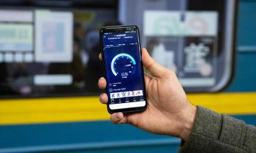 Мобильная связь 4G появилась еще на шести станциях киевского метро