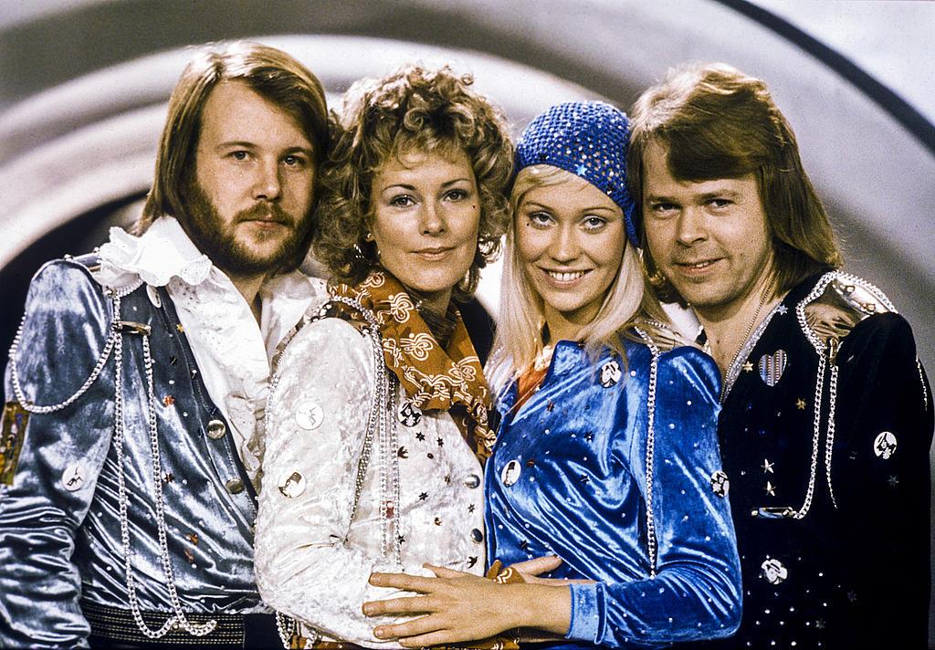 Шведская ABBA спустя 35 лет записала новые песни