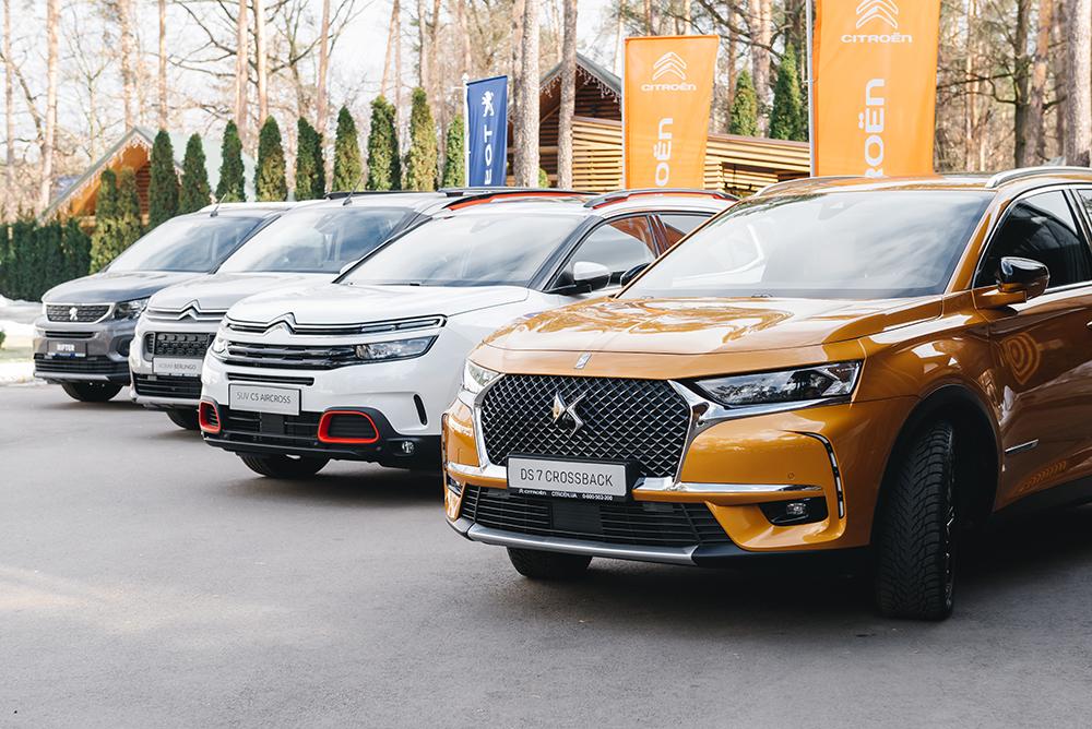 Группа PSA расширяет портфель автомобильных брендов