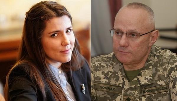 53-летний Главнокомандующий ВСУ женился на 29-летней новой главе Черниго...