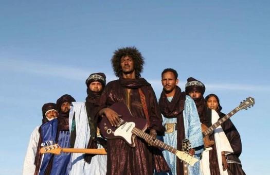 Туарегский блюз взял верх над Бобом Диланом