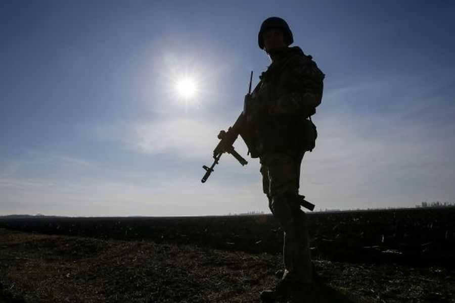 Боевики 16 раз обстреляли позиции ВСУ