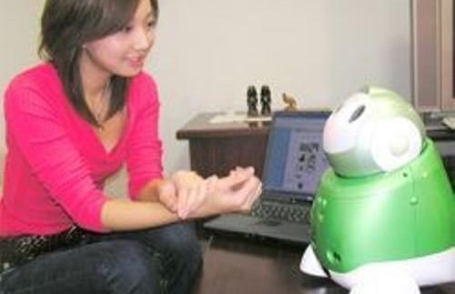 Японцы научили робота узнавать людей по лицам