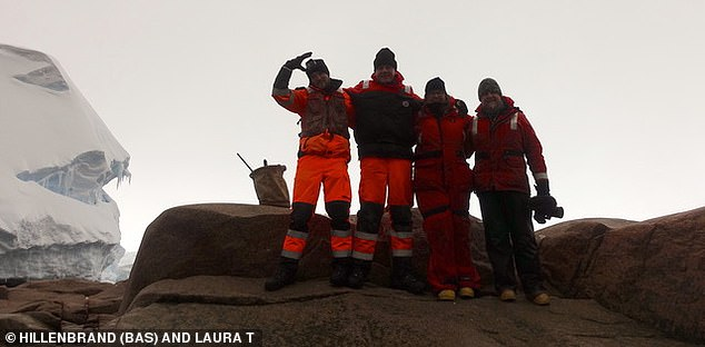 остров, остров Сиф, Антарктида, открытие, таяние ледников