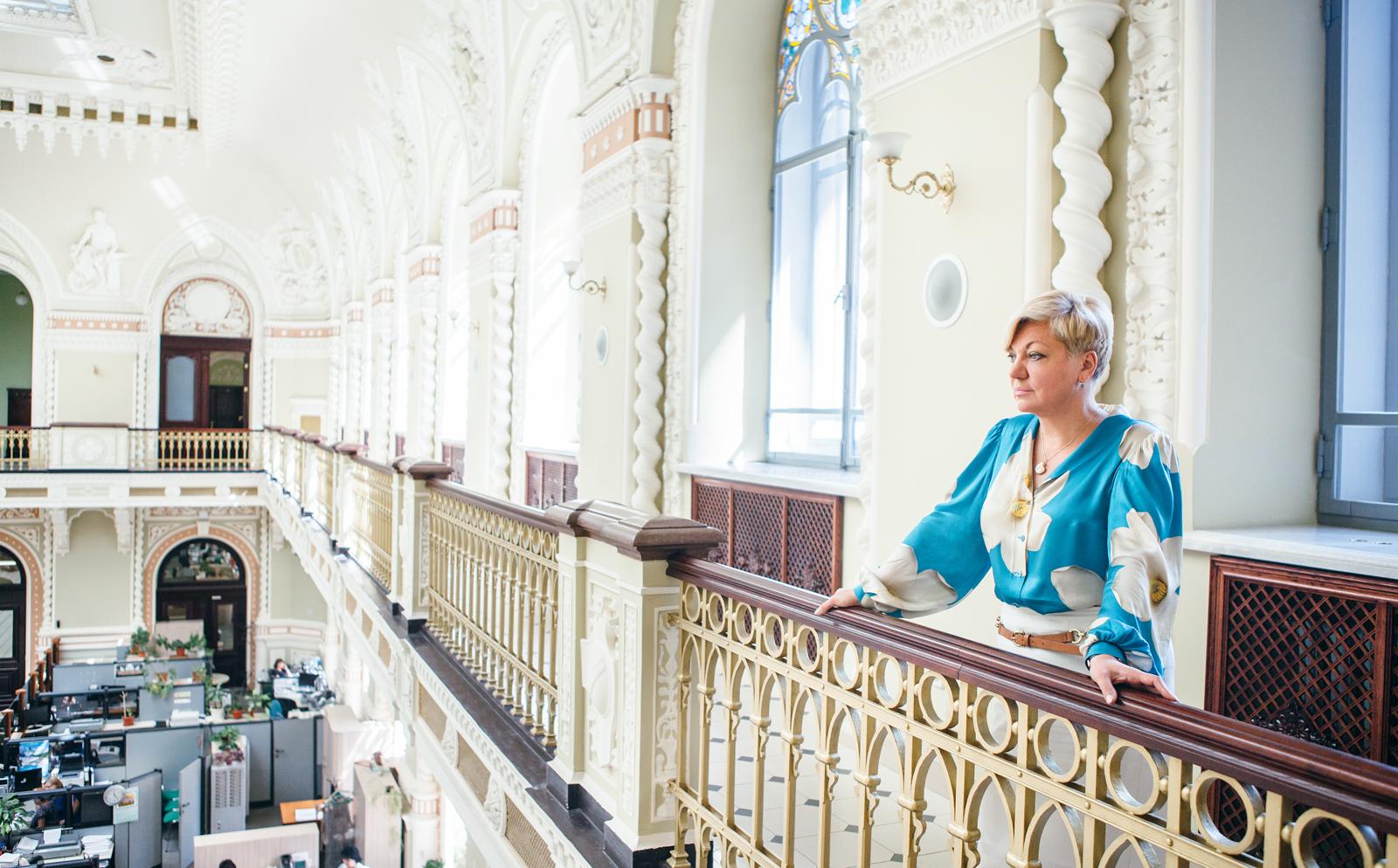 Валерия Гонтарева: Предпосылок для дестабилизации гривны нет