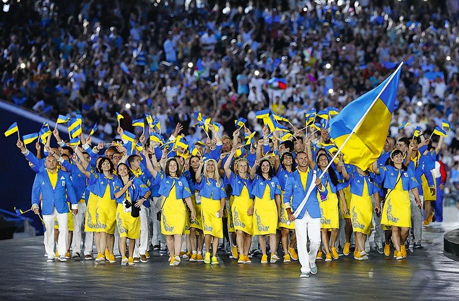Украина поднялась на 21 место в медальном зачете Олимпиады