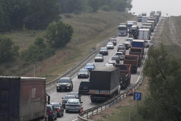 В Украине запустили два комплекса весогабаритного контроля на дорогах