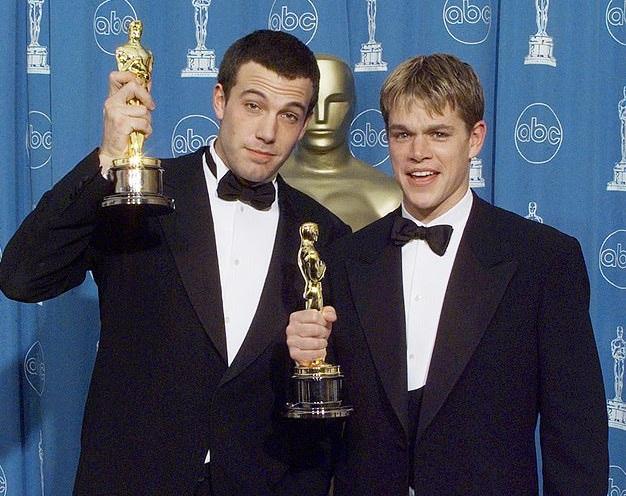 16 лет порознь: Бен Аффлек и Мэтт Деймон впервые за долгое время снимают...