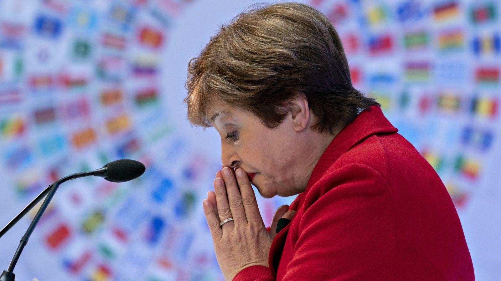 МВФ ожидает сильнейший обвал мировой экономики со времен Великой депресс...