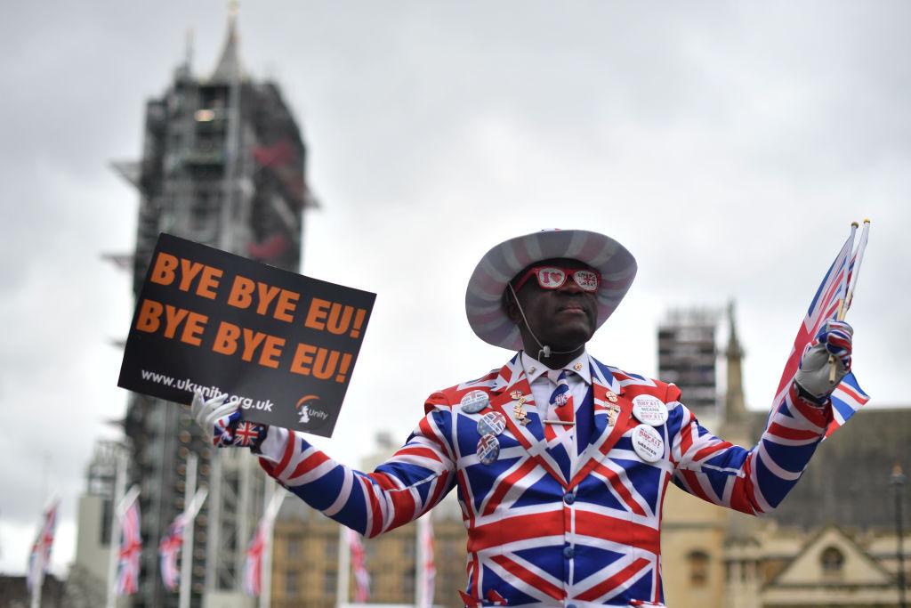 Есть ли жизнь после Brexit. Как Великобритания проводит свой последний д...