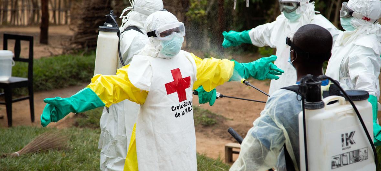 Новая вспышка Эболы в Конго: заразились девять человек, пять – уже погиб...