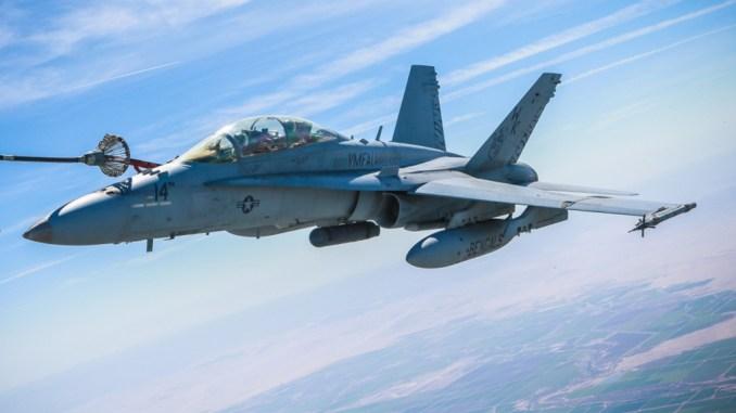 Возле берегов Японии столкнулись два военных самолета США