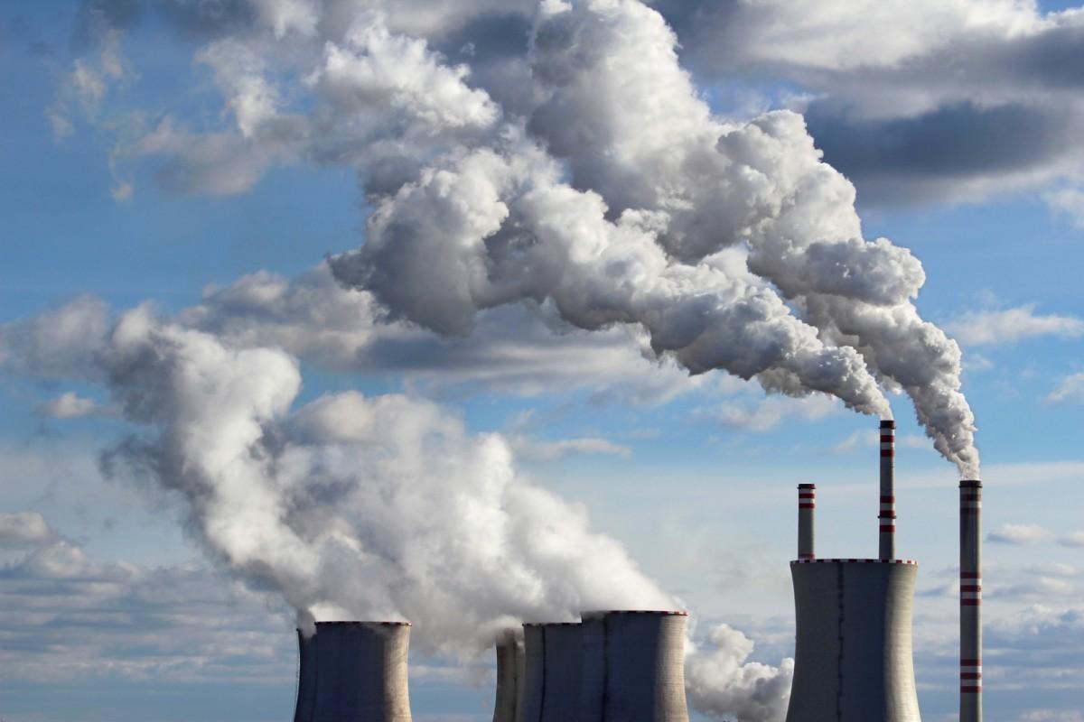 Карантин не помог. Концентрация CO2 в атмосфере достигла рекордных показ...