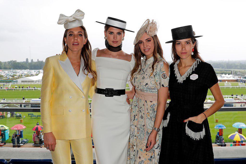 Royal Ascot: самые эффектные шляпки второго дня королевских скачек в Вел...