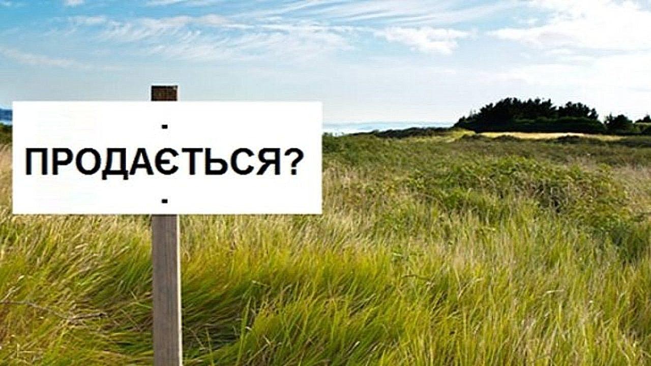 Рынок земли будет открыт  с 1 октября 2020, – Гончарук