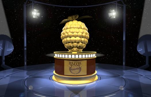 """""""Пиксели"""" и """"50 оттенков серого"""" собрали максимум номинаций на анти-Оска..."""