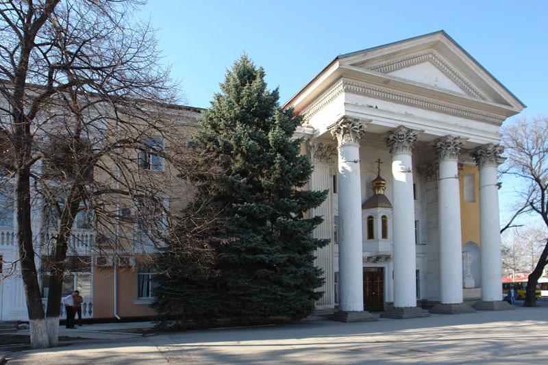 Оккупационная администрация Крыма будет судиться с ПЦУ