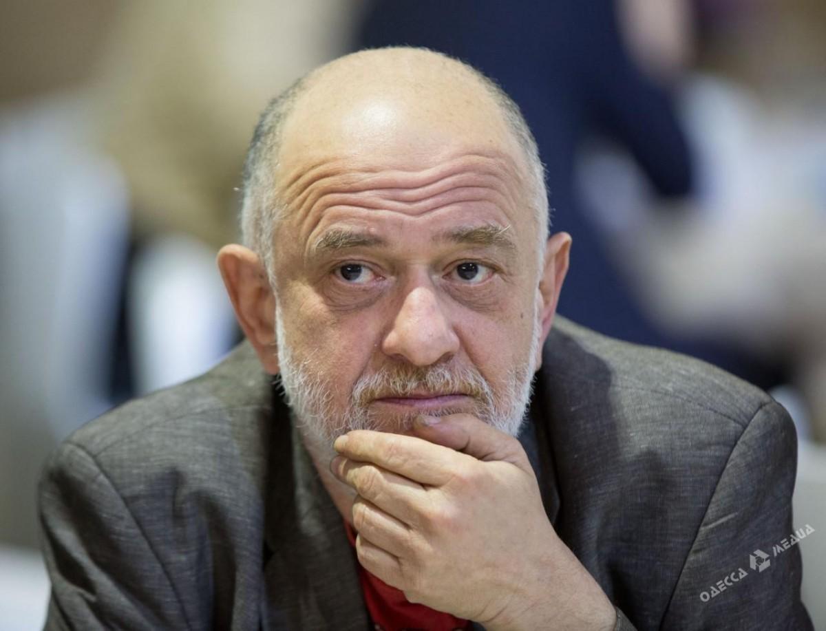 Ройтбурд уволен с должности директора Одесского художественного музея