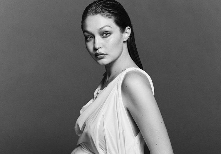Растущий ангел: беременная супермодель Джиджи Хадид показала новые снимк...