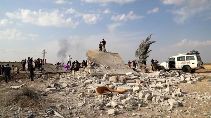 Сирийские курды заявили о готовности отойти от границы с Турцией